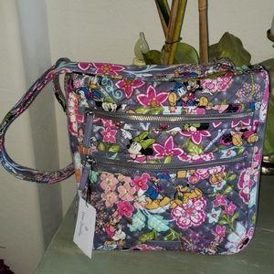 Vera Bradley Mickey Mouse & Friends Crossbody Bag